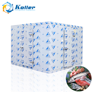 China Koller Cold Storage Room With Energy Saving For Ice Fishing Vcr30