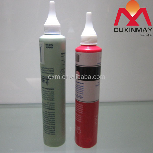 Plastic Tube with Long Nose Cap Wholesale
