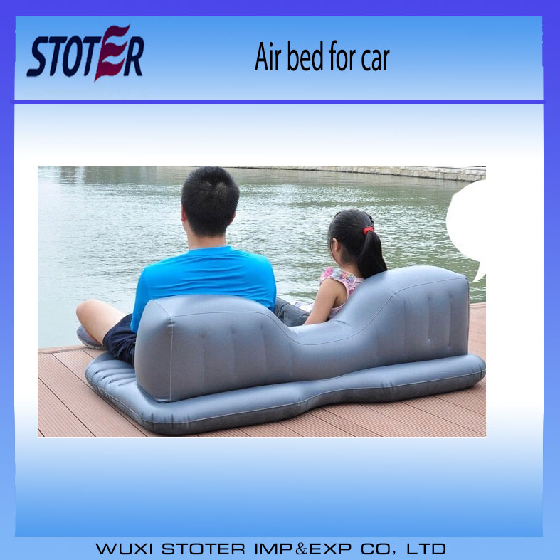 Chinese Factory Wholesale Inflatable Car Air Mattress Air Car Beds