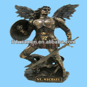 Archangel Michael Holy Large Statue