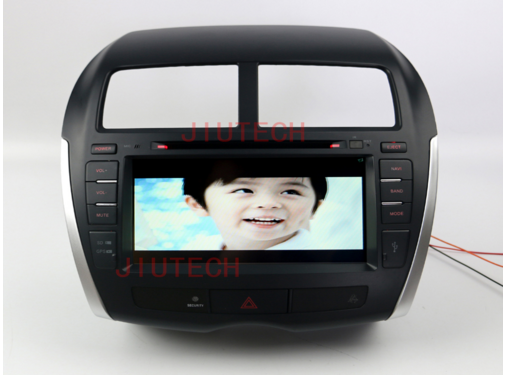 Car dvd player Car Audio Video Special Car Stereo GPS Navigation System For MITSUBISHI ASX 2010