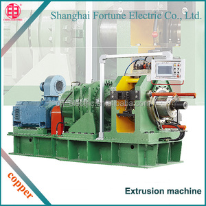 continuous copper wire aluminum extrusion machine price