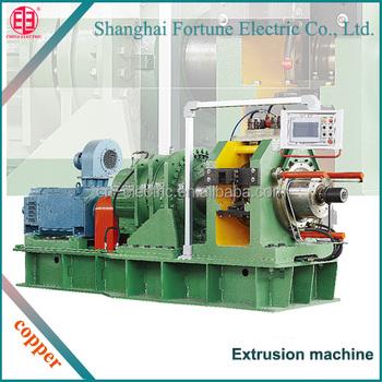 metal extrusion machine