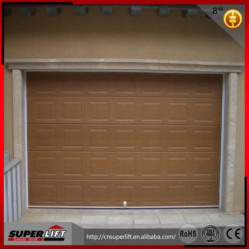 China fuente del fabricante de emparedado de la pu panel de puerta de garaje de segunda mano - Puertas de garaje precios segunda mano ...