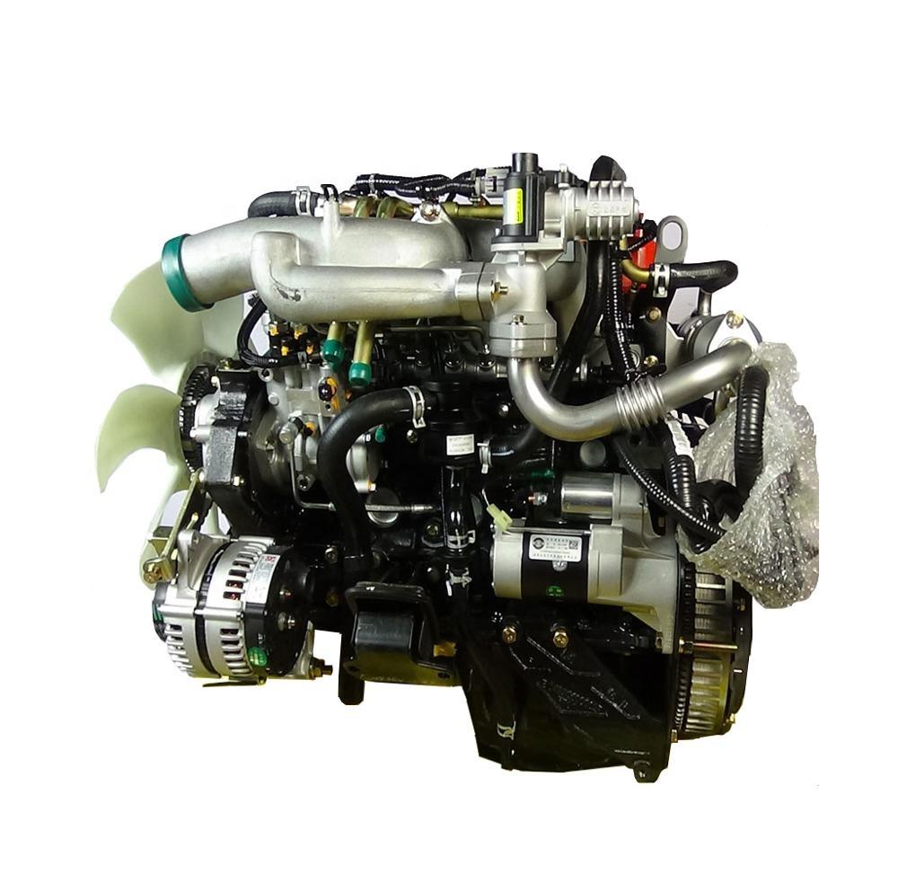 High Quality Foton 4jb1 Engine For Truck Pickup Suv Mpv