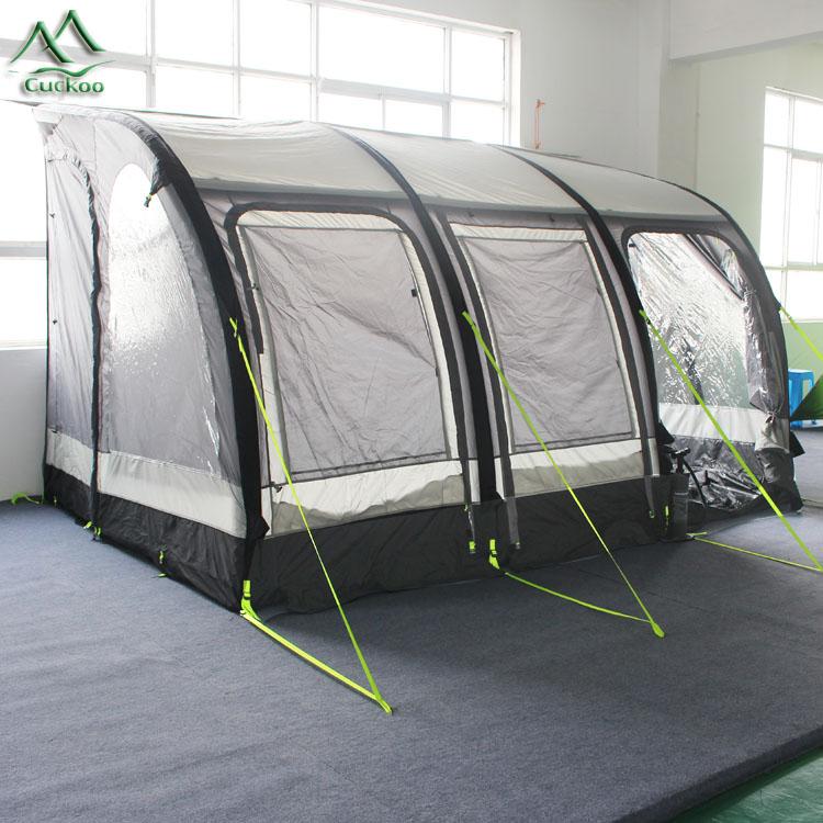 Air Inflatable Caravan Awning Retractable Awning/Car Camping Sunshade фото