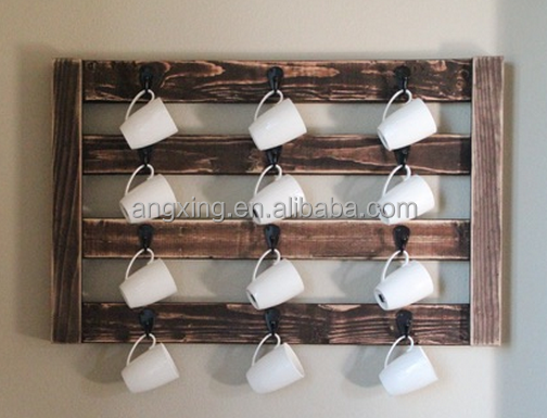 Coffee Mug Wall Rack, Coffee Mug Wall Rack Suppliers and Manufacturers at  Alibaba.com - Coffee Mug Wall Rack, Coffee Mug Wall Rack Suppliers And