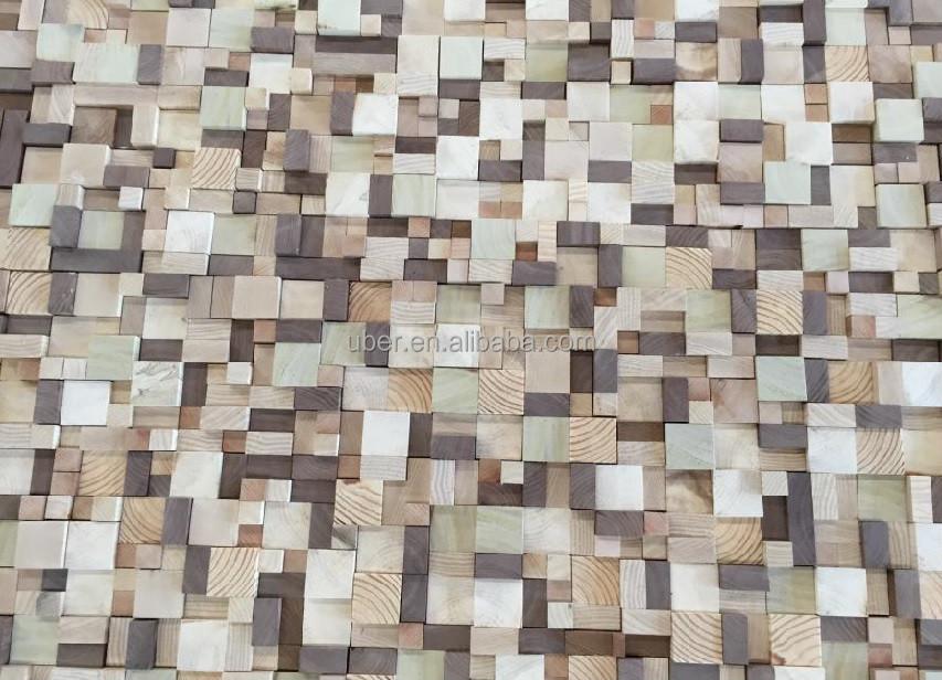 Decorative in legno da parete pannelli di rivestimento, parete ...
