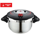 Oem/Odm Factory pressure pan cooker gas cookers tuv with CE certification