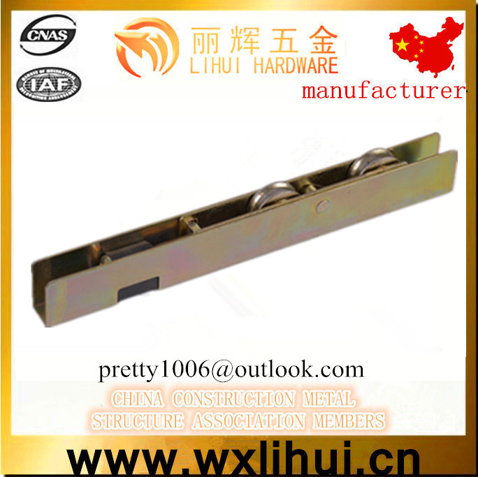 aluminum sliding door window iron roller,steel patio door roller,aluminum window sliding nylon roller/pulley/wheel