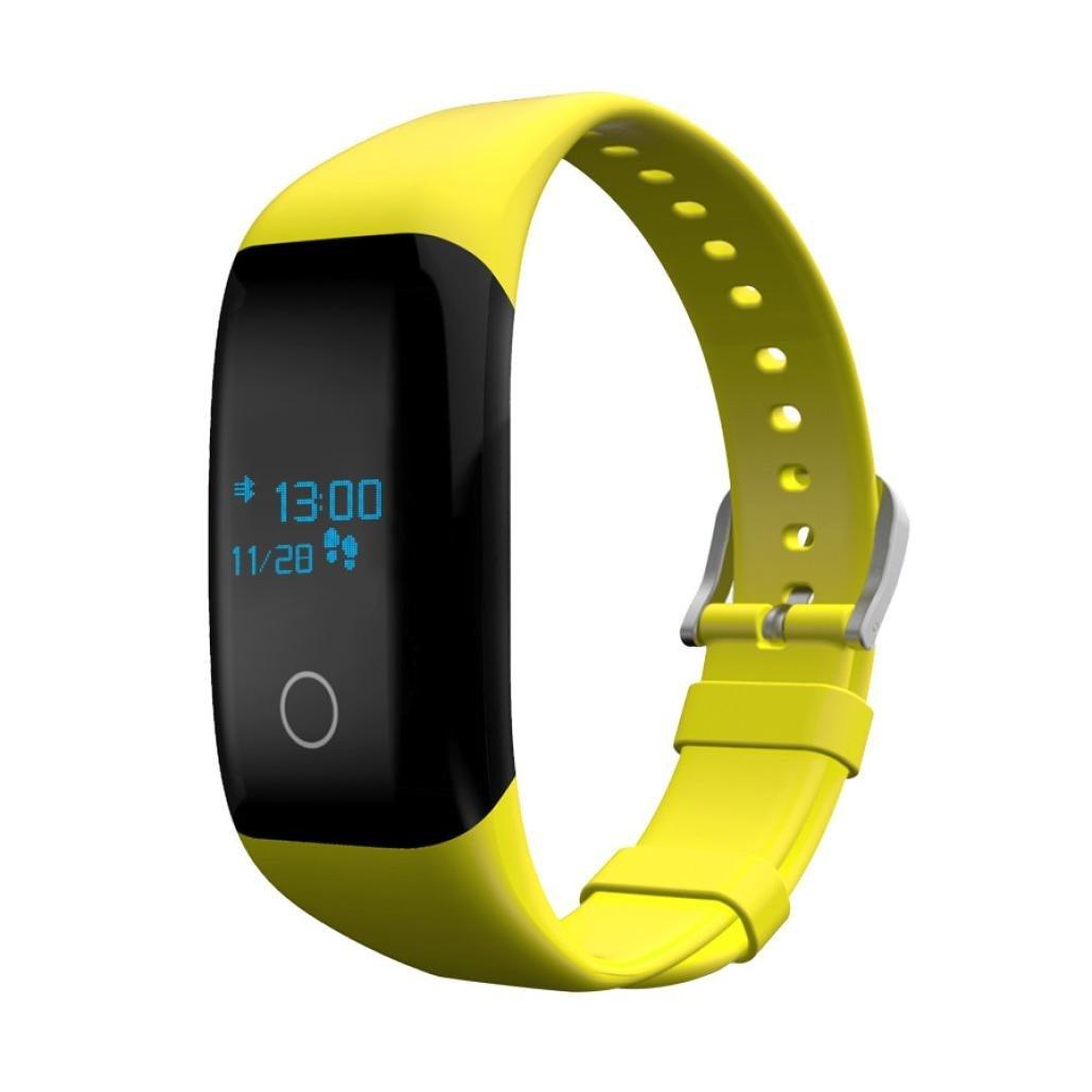Allywit IP68 Wrist Watch Band Heart Rate Monitor Wristband Fitness Smart Bracelet