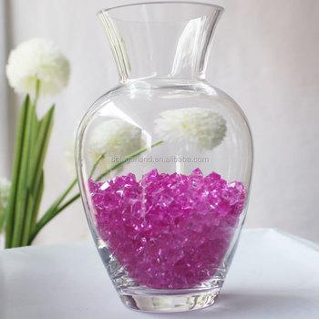 Acrylic Gems Diamonds Ice Rocks Chips Vase Fillers Table Vase