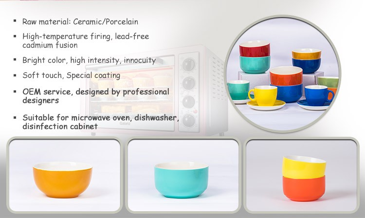 Factory Low Price Ceramic Bowl Set,Kids Dinner Set,Ceramic Cereal ...