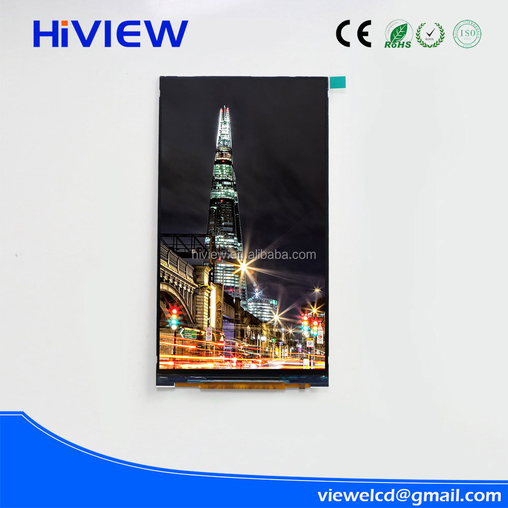 HIVIEW 5.5 inch tft lcd 1080*1920 ips lcd panel for PDA