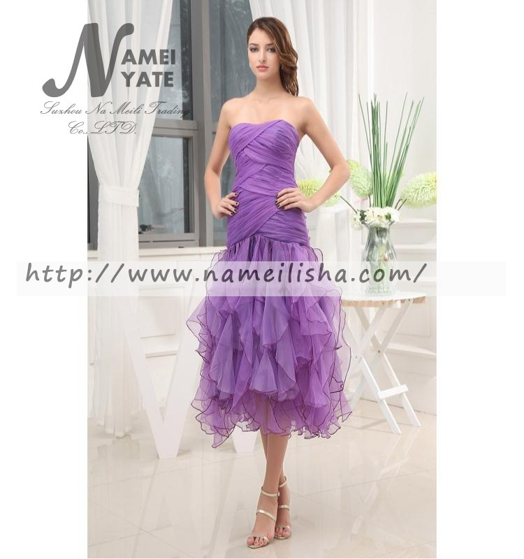Venta al por mayor vestidos elegantes sin espalda baratos-Compre ...