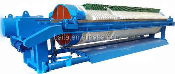 High Pressure Circular Filter Press-Circular filter press