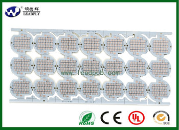 Led Pcb Board Designer And Manufacture High Current Aluminum Base ...