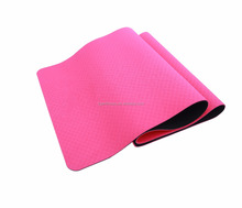 Pink TPE yoga mats cheap