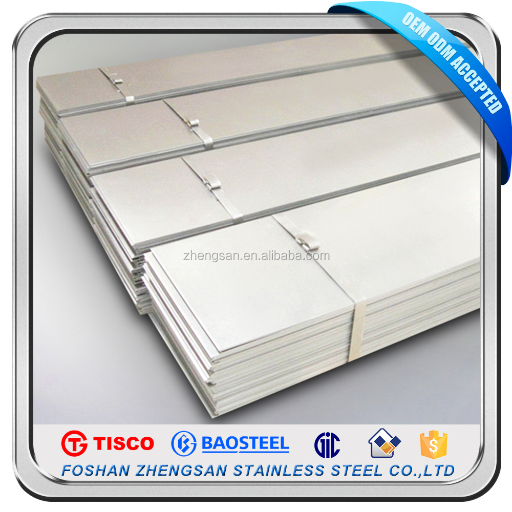 China leading exporter AISI ss304 cold rolled stainless steel sheet