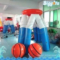 Mini Inflatable Floating Basketball Game Hoop for Water Pool and Beach