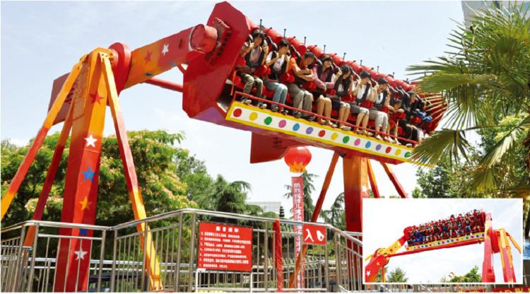 Hot Sale Thrilling Amusement Park Ride Space Travel