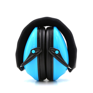 Kids Foldable Noise Reduction Safety Earmuff