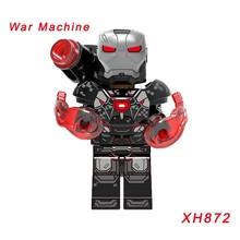 Мстители танос Супер Герои енот-ракета Звездный Властелин Yondu строительные блоки игрушки(Китай)