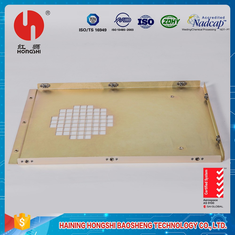 Custom Made Surface chemical treatment sheet metal processing laser