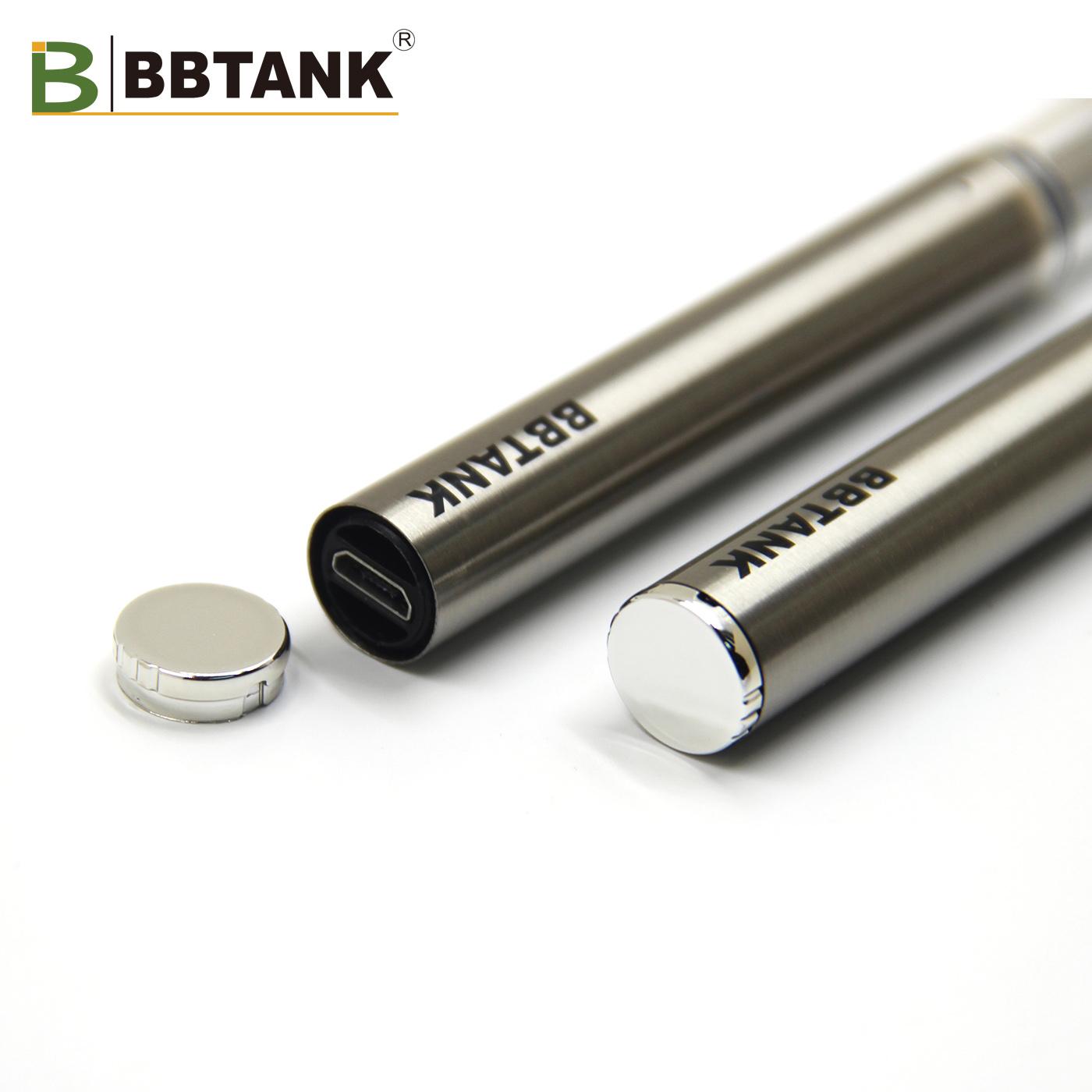 Bbtank Cbd Thick Oil Disposable Cartridge With Bottom Usb Charger,Bbtank  C530r Buttonless Vape Pen Cbd Oil Atomizers - Buy Cbd Thick Oil Disposable