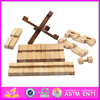 intelligent wooden puzzle/custom jigsaw puzzle/ wooden 3d puzzle game