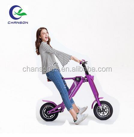 Chanson design AK1 automatic folding high speed adult 30KMH electric scooter