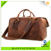 hot sales new design navy brown fashion genuine leather messenger bag for men