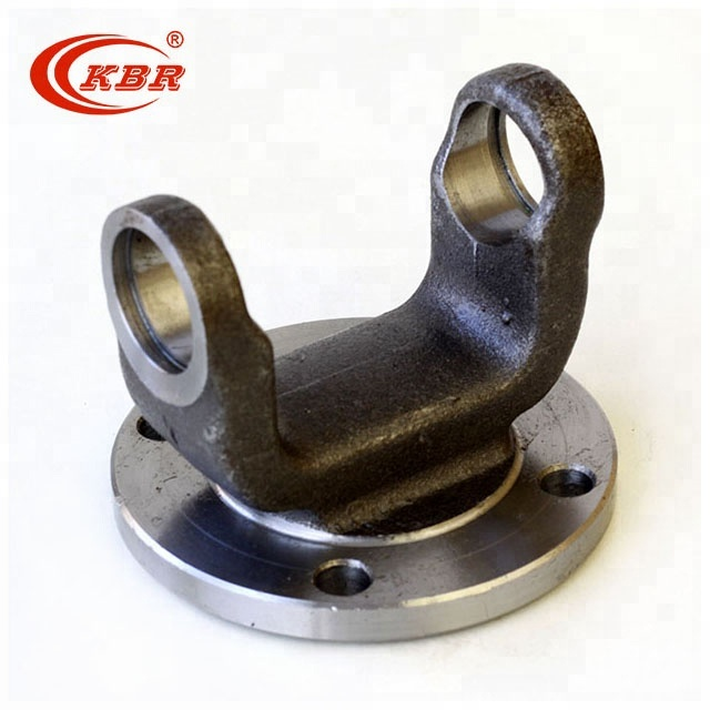 KBR-20087-00 Cardan Joint Auto Spare Parts Truck Drive Shafts Casting Weld Drive Shaft Flange Yoke