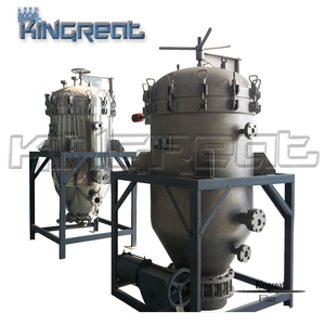 Popular vertical structure hermetic particle filter of China