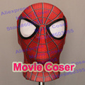 Movie Cose High Quality The Amazing Spider man 2 Mask Spiderman Mask Spandex Hero Face Mask