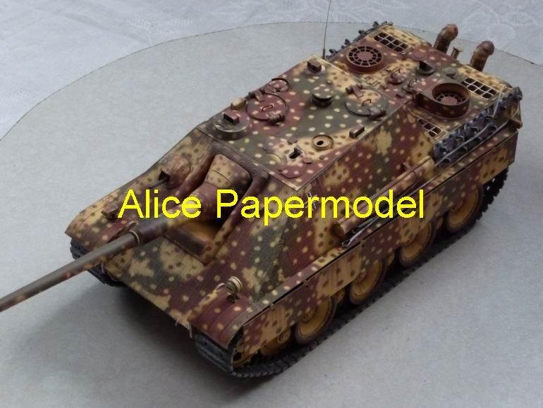 German Tank Destroyed Marder III 1:35 Plastic Model Kit TAMIYA