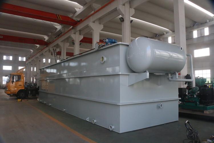 Camion lavaggio stazioni di trattamento delle acque reflue