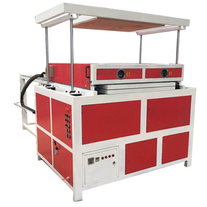 light box letters vaccum forming machine
