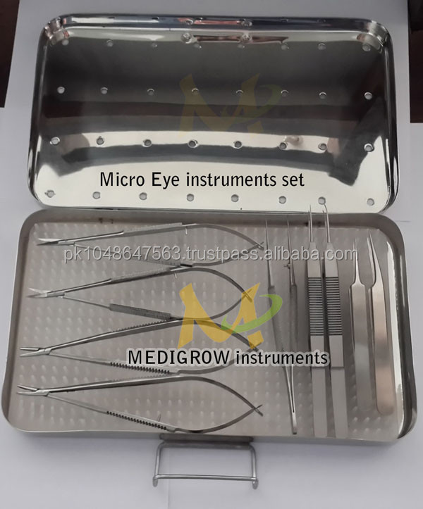microsurgery instrument sets