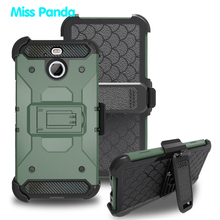 Heavy Duty Protection Armor Shockproof Defender Case With Swivel Belt Clip PC TPU Hybrid 3 in 1 Rugged Phone Case for HTC bolt