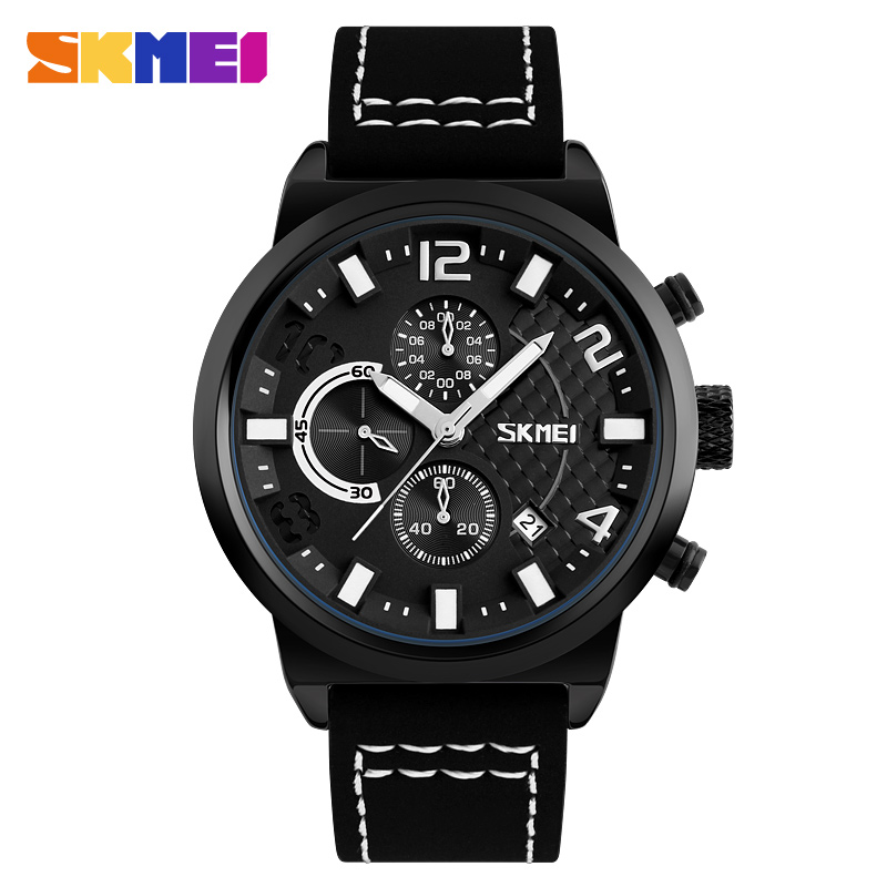 SKMEI #9149 Hot Selling Mens Watches Military Army Top Brand Luxury Sports Casual Waterproof Mens Quartz Chronograph Wrist watch