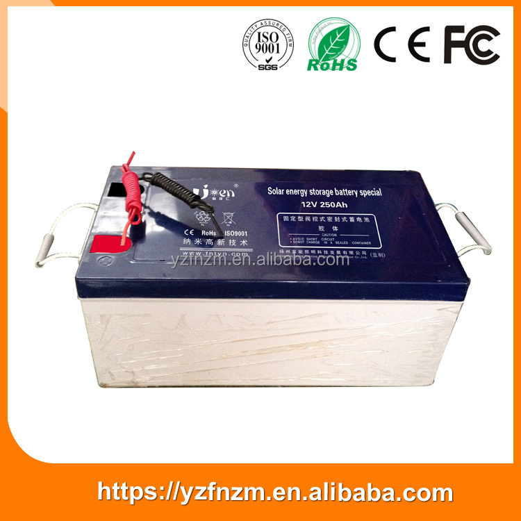 Most popular products 100 ah OEM / ODM service agm deep cycle battery