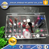 Transparent acrylic eyeware display case perspex cosmetic organizer lucite storage drawer