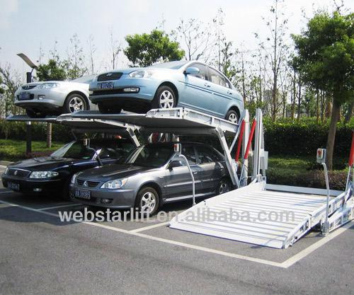 MINI Type Hydraulic Mechanical Car Parking System