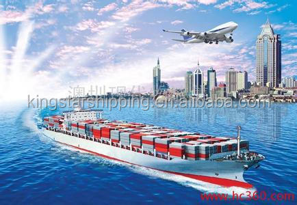 Professional shipping agent in China to Kenya