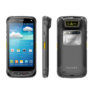"5.2"" inch 4g/wifi/gps rugged android os cheap mobile computer/industrial pda with 1D/2D barcode scanner"