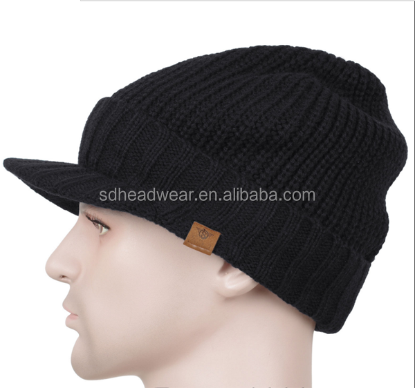 f774540df66 China Black Skull Cap