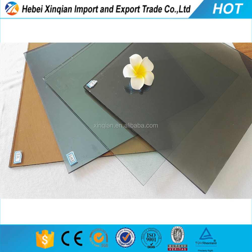 Hot sale anti reflective coating glass price m2