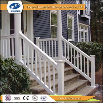 PVC Vinyl Plastic Staircase Rails