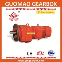 Economical operation Helical worm industrial gear units